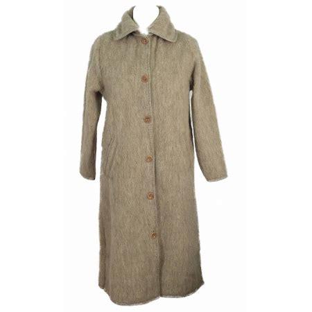 robe de chambre pyrenees robe de chambre des pyrenees beige boutonnée 7 8