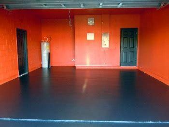 garage floor epoxy installers orlando
