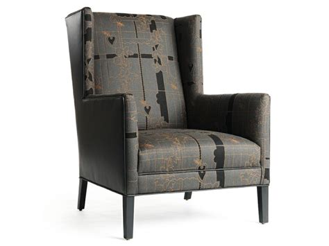 Benson Chair │classic Wing Back Chair │http