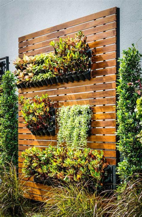 Vertikal Garten Pflanzen by 1001 Ideen Zum Thema Quot Vertikaler Garten Quot Mit Praktischen