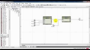 Interlinking Between Signal Matrix Tool And Application