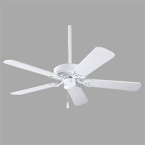 42 white ceiling fan with light progress lighting airpro builder 42 in white ceiling fan