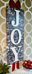 10, , cool, christmas, joy, sign, ideas, , u0026, tutorials
