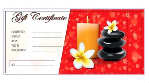 Massage therapy is so much more than a way to relax. Massage Therapy Gift Certificate Template FREE 3 | Free gift certificate template, Massage gift ...