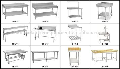 Stainless Steel Cold Food Display Table/ Seafood Display