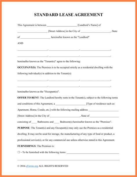 Apartment Lease Rental Agreement by 10 Apartment Rental Agreement Marital Settlements