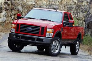 Nhtsa Investigating 2008 Ford F250 And F350 Super Duty