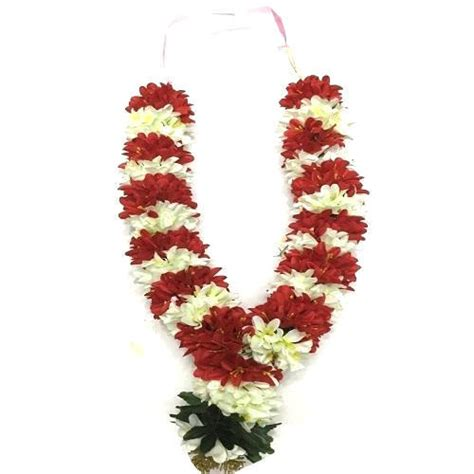 doorway artificial flower garlands  rs  piece