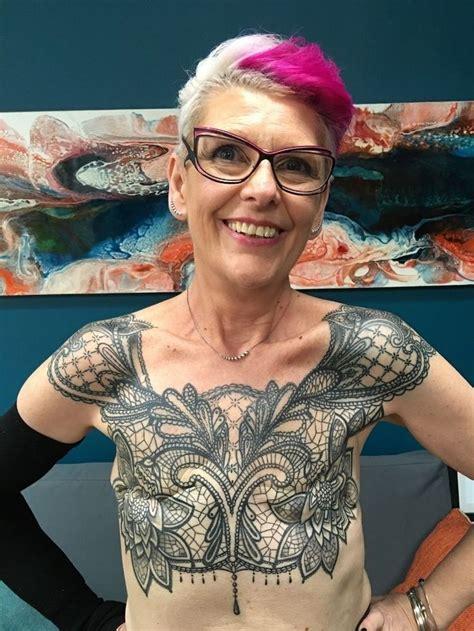 ideas  women chest tattoos  pinterest
