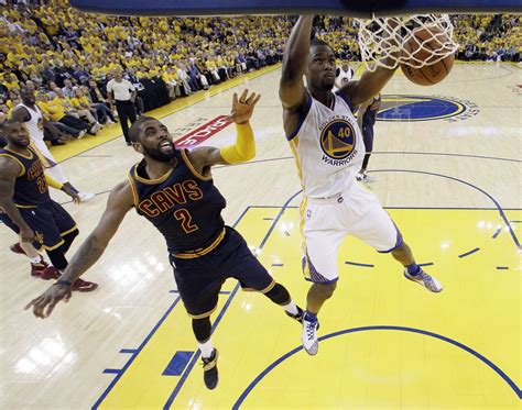 Golden State Warriors vs. Cleveland Cavaliers Game 2 score ...