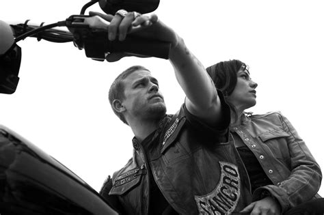 'sons Of Anarchy's Charlie Hunnam