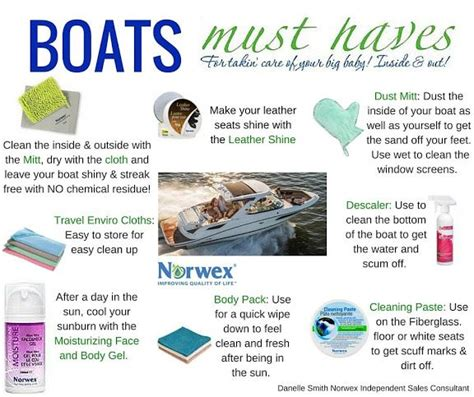 Norwex Boat Cleaner by 435 Best Clean Green Norwex Images On