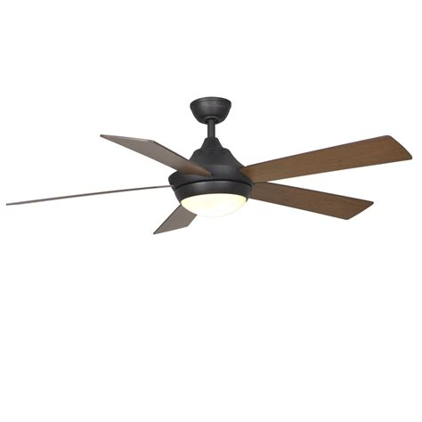 harbor breeze fans reviews shop harbor breeze platinum portes 52 in aged bronze