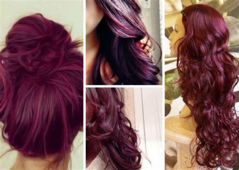 Plum Hair Color Dye, Deep Black Plum Ideas For Brown Hair