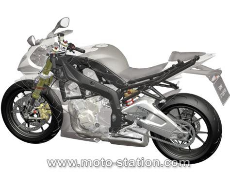 News Moto 2010  Bmw S1000rr Motostation