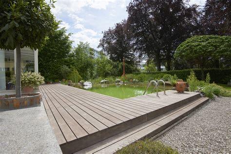 Holz Und Metall Im Garten  Reding Gärten