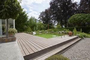 Holz Im Garten : holz und metall im garten reding g rten ~ Frokenaadalensverden.com Haus und Dekorationen