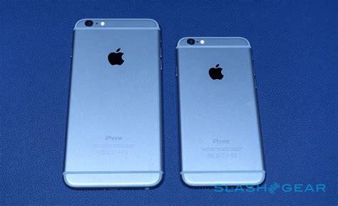 the iphone 6 plus iphone 6 and iphone 6 plus on slashgear