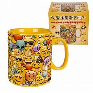 Mug Grande Contenance : mug xl emoji 10 50 ~ Teatrodelosmanantiales.com Idées de Décoration