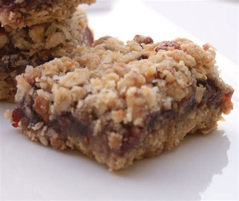 Date Bars with Maple Sugar   Hearty Sweet Treat