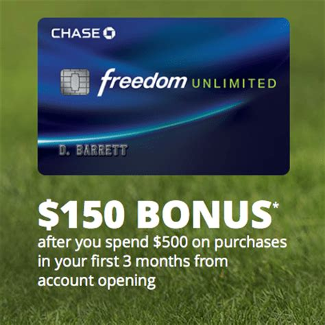 Check spelling or type a new query. Chase Freedom Unlimited $175 Bonus and 1.5% Cash Back