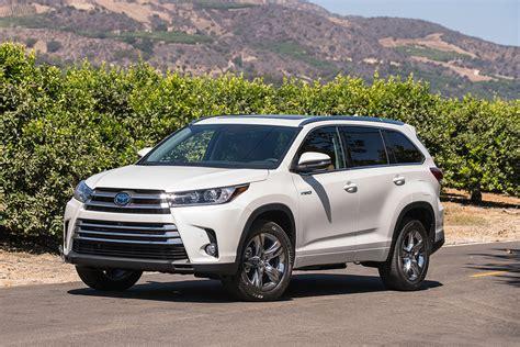 2019 Toyota Highlander by 2019 Toyota Highlander Hybrid New Car Review Autotrader