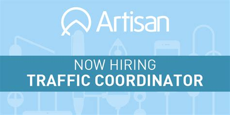 traffic coordinator description traffic manager duties