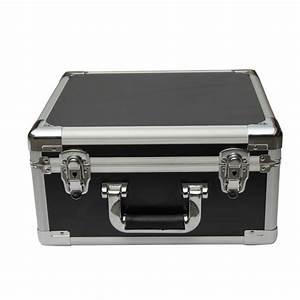 Aluminum case with foam, Aluminium case with custom foam, HQC