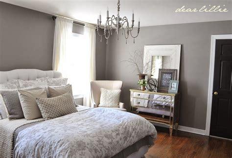 guest bedroom  walls graystone benjamin moore