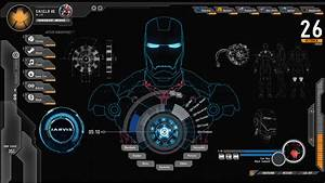 Free Iron Man Jarvis Wallpaper Full Hd at Movies » Monodomo