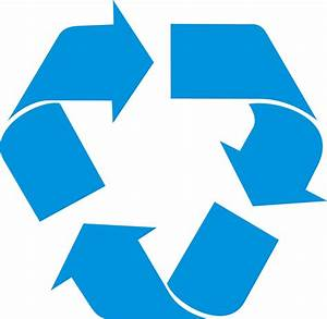 Recycling Symbol Vector - ClipArt Best