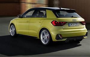 Nouvelle Audi A1 : nouvelle audi a1 sportback sportive pour de vrai image ~ Melissatoandfro.com Idées de Décoration