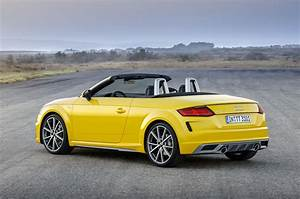 Audi Tt 2018 : 2019 audi tt and roadster get tweaked automobile magazine ~ Nature-et-papiers.com Idées de Décoration