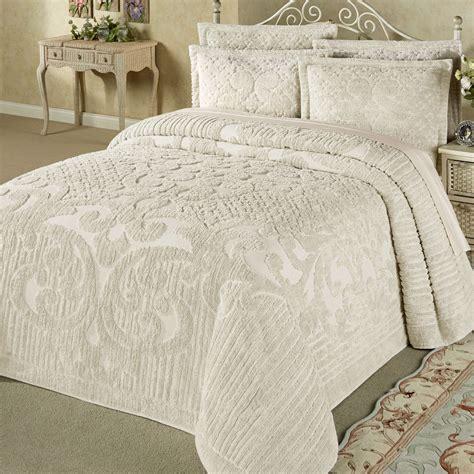 Lightweight Cotton Comforter - ashton lightweight cotton chenille bedspread bedding in
