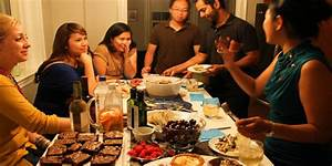 5 Main Rules For Your Next Dinner Party - Groomed Home
