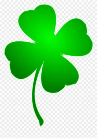 Lucky Clover Clipart Irish Shamrock Clip Luck
