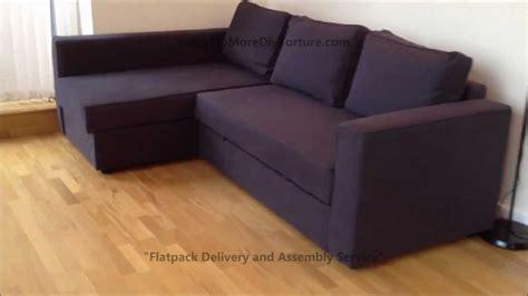 Canapã Angle Ikea Manstad Ikea Manstad Corner Sofa Bed With Storage