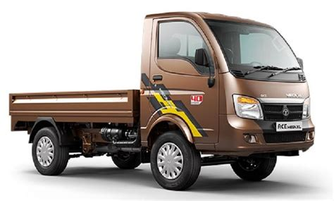 Tata Ace 2019 by Tata Ace Mega Xl Specification Colours Mileage Price