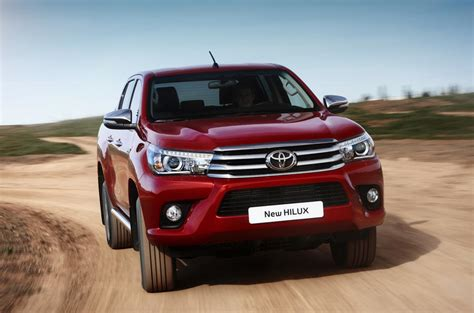 toyota hilux invincible double cab review review
