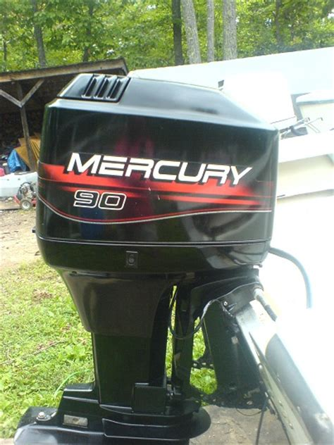 Mercury Outboard Motor Alarms 1998 mercury 90 hp warning alarm issues the hull