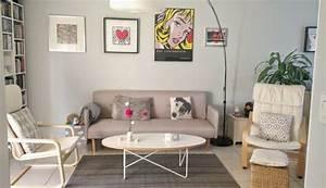 Idee Salon Scandinave : idee decoration scandinave ambiance en ensemble 15m2 cosy salle marron avec cuir interieur deco ~ Melissatoandfro.com Idées de Décoration