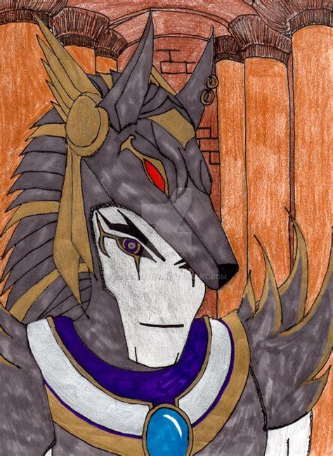 Egyptian God Anubis As A Transformer By Crazycon28 On