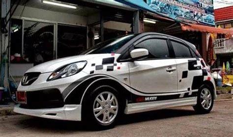 Modif Brio by Modifikasi Honda Brio Terkeren Terbaru 2019 Otomaniac