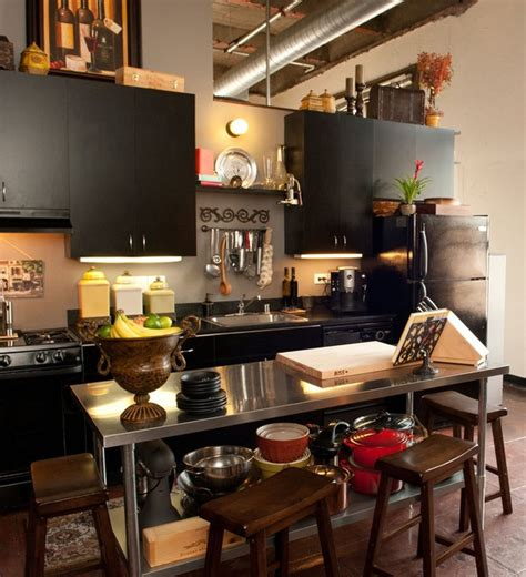 makeover my kitchen best 25 stainless steel island ideas on 3983
