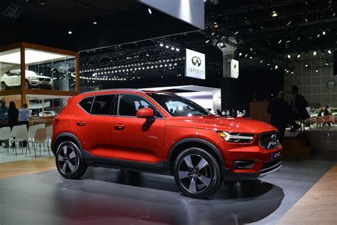 Auto Show 2019 :  2019 Volvo Xc40, 2017 Los Angeles Auto Show, Size
