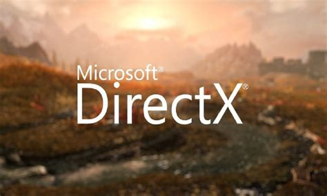Directx 12 For Windows 10 Download Latest Version