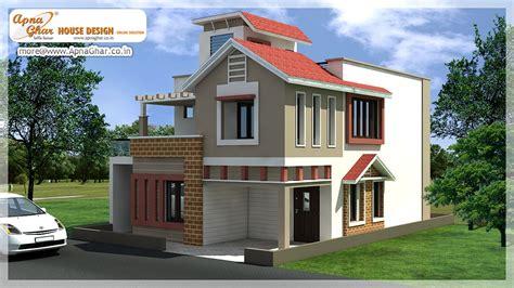 Ag+p Home Design : 4 Bedrooms Duplex (2 Floors) House Design In 150m2 (10m X