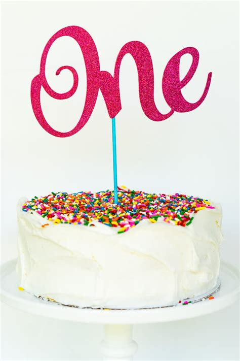 the easiest custom birthday cake toppers you ll ever make