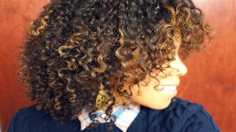 deva chan pintura highlights    curly girls