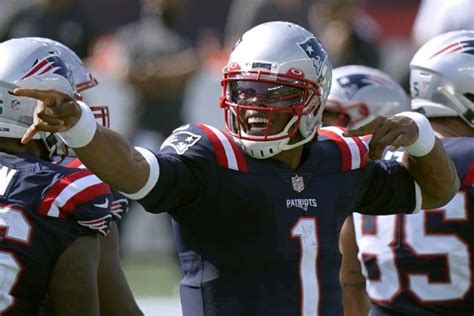 The Recorder - Patriots embracing 'new normal' of Cam ...